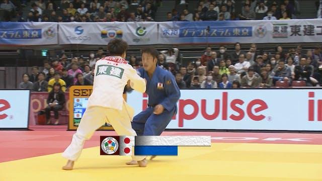 101: Seoi nage - JPN v JPN -66kg