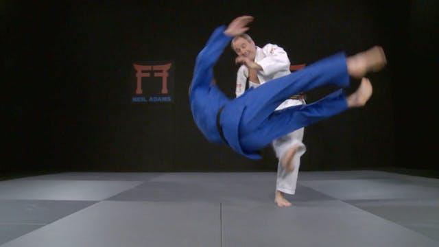 Antomarchi's Okuri ashi harai | Neil ...