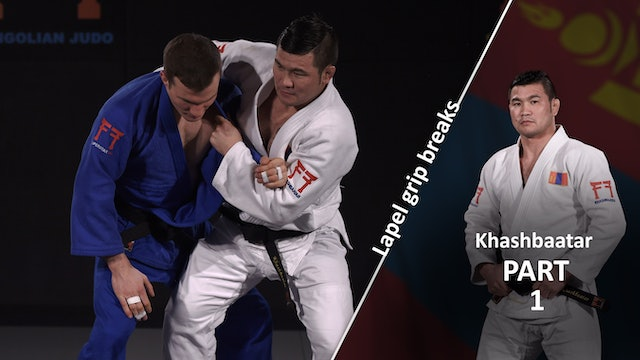 Lapel grip breaks - Overview | Khashbaatar