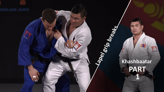 Lapel grip breaks - Overview | Khashb...