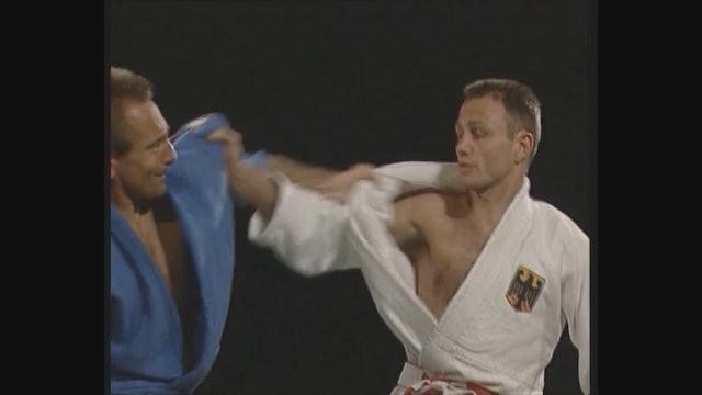 Udo Quellmalz - Tai otoshi - left v left