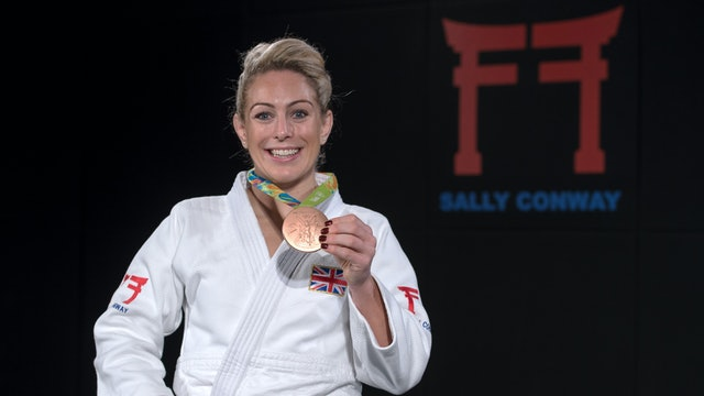 Insights of an Olympic Medallist with Sally Conway