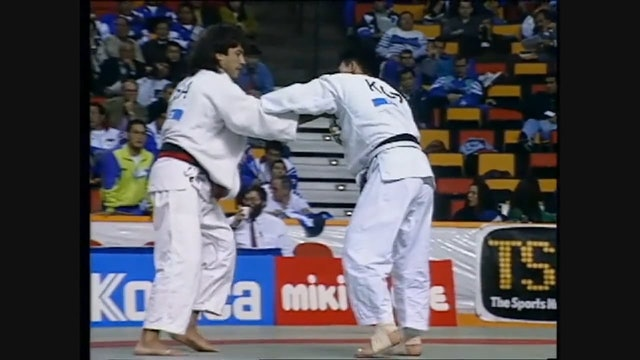 Kumi kata - Preferred grip left v right | Jeon