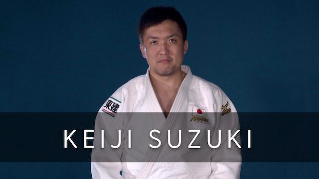 Keiji Suzuki