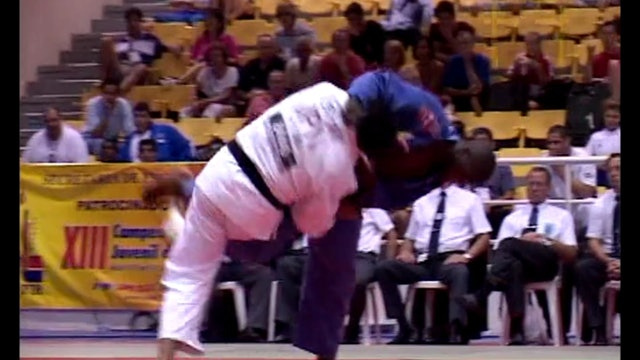 2006 Junior World Championships   Santo Domingo
