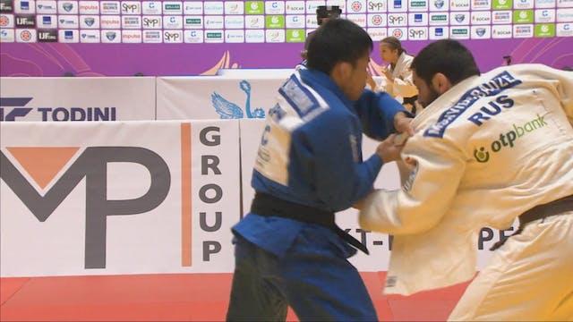 101: Reverse Seoi nage - RUS v JPN -60kg