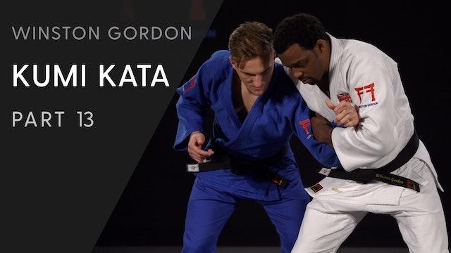 Elbow pull down to grip | Winston Gordon