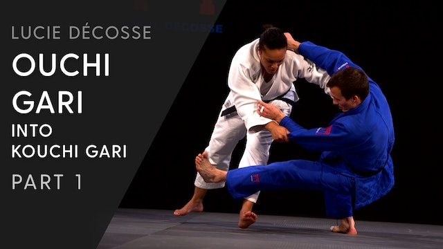 Ouchi into Kouchi combination | Overview | Lucie Décosse