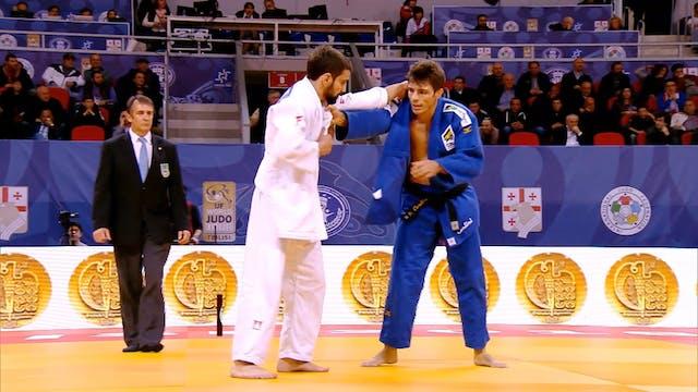 101: Uchi mata - GEO v BRA -73kg