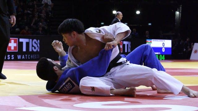 101: Seoi nage - JPN v CAN -66kg