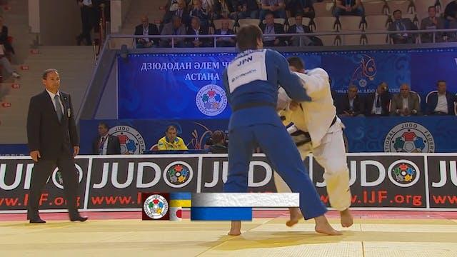 101: Osoto gari - UKR v JPN +100kg