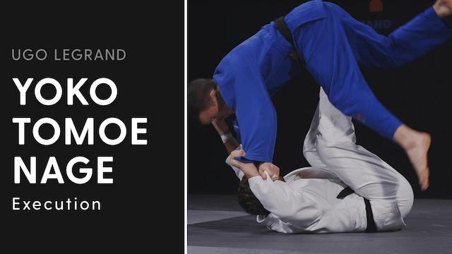 Execution | Yoko Tomoe Nage | Ugo Legrand