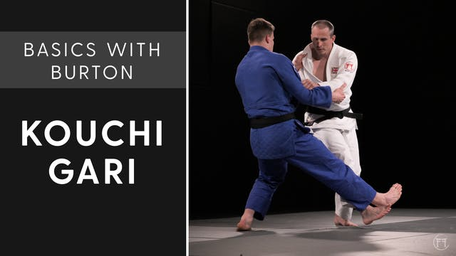 Kouchi Gari | Basics With Burton