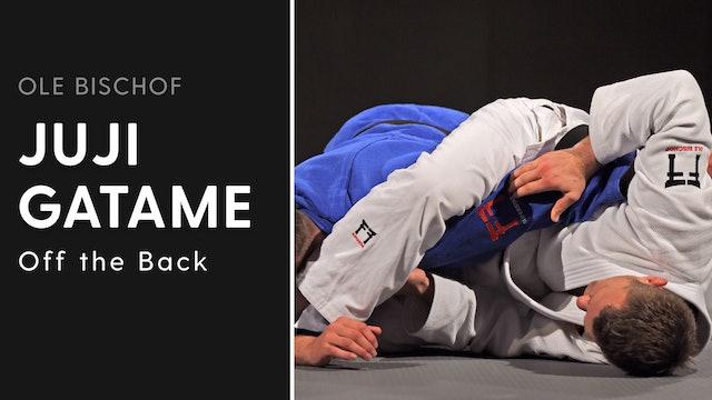 Juji gatame - Off the back | Ole Bischof