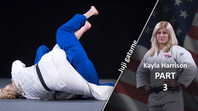 Juji gatame - The roll | Kayla Harrison