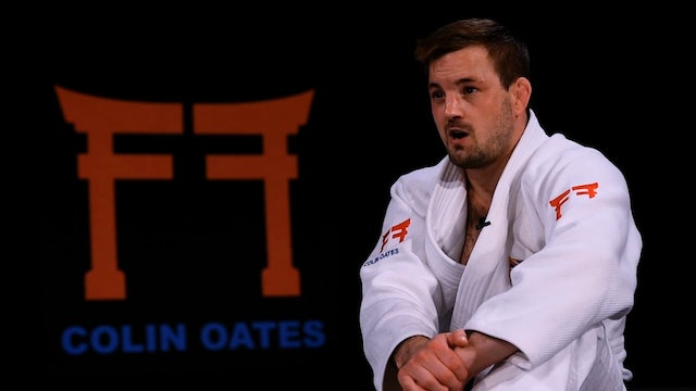 My Style Of Judo | Interview | Colin Oates