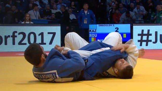 101: Juji gatame - SRB v GEO -81kg