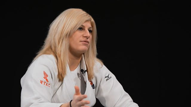 Sode Osoto | Interview | Kayla Harrison