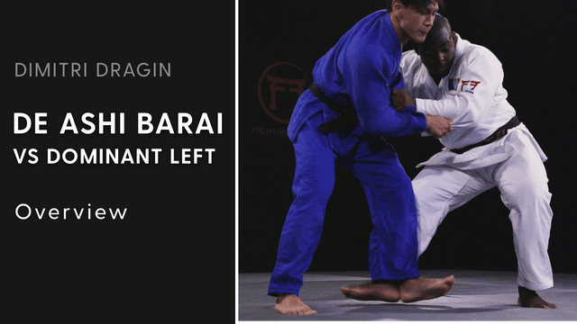 Overview | De Ashi Barai VS Dominant ...