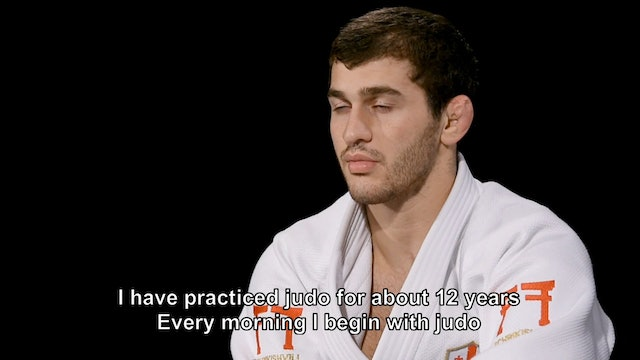 What Judo means | Interview | Georgian Judo