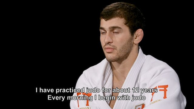 What Judo means | Interview | Georgia...