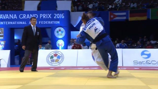 101: Sasae tsurikomi ashi - GER v HUN...