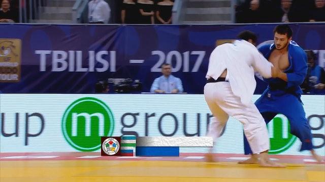 101: Osoto gari - UZB v RUS -100kg