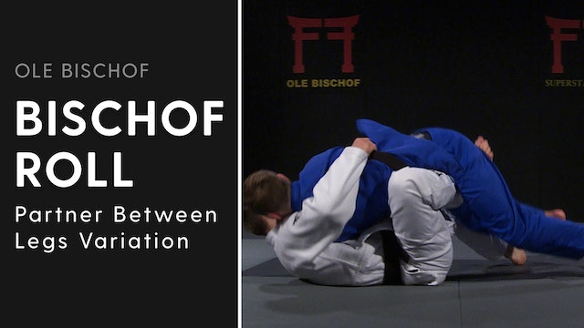 Partner Between Legs Variation | Bischof Roll | Ole Bischof