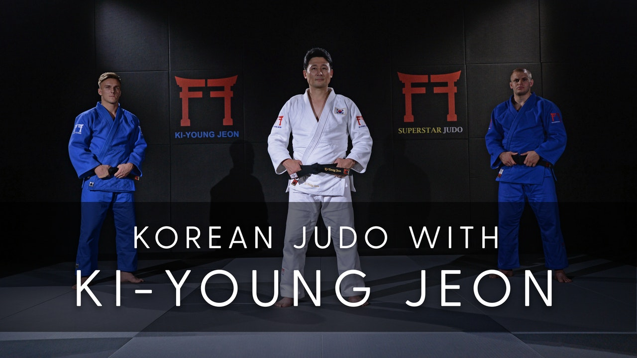 Korean Judo with Ki-Young Jeon
