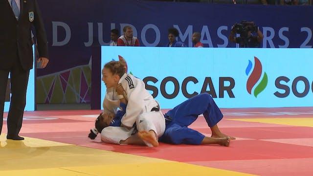 101: Tsuri goshi - GBR v CUB -70kg