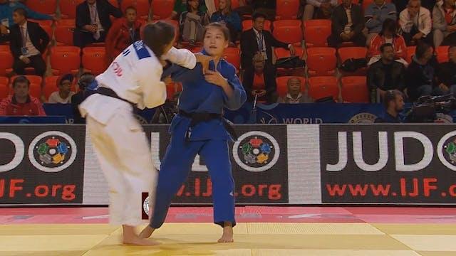 101: Soto makikomi - SUI v KOR -57kg