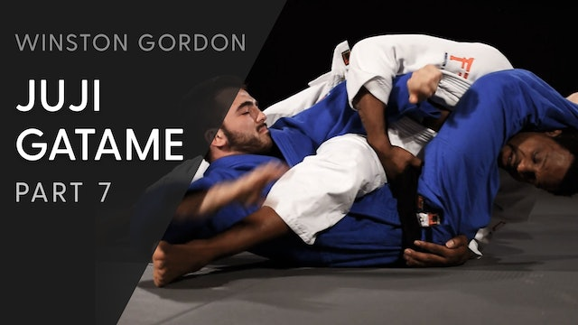 Juji gatame - Mistakes to avoid | Winston Gordon