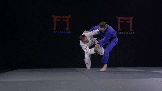 Uchi mata to Ouchi - Lower body & hop | Ugo Legrand