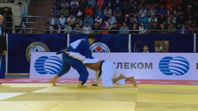 101: Osaekomi - NED v UZB -73kg