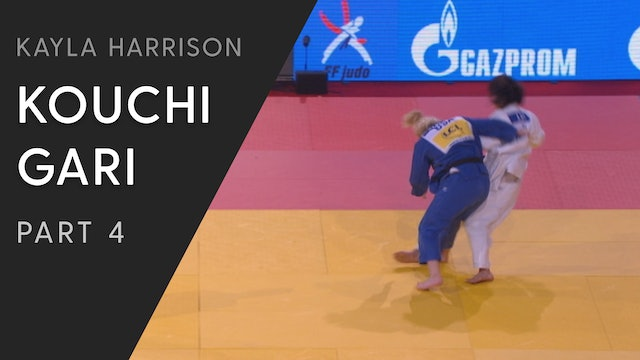 Kouchi gari - Competition Variations | Kayla Harrison