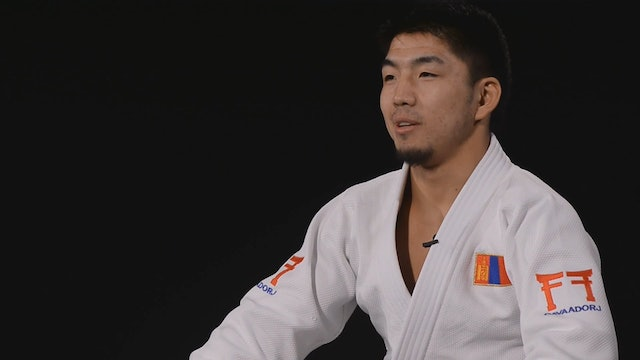 Judo Is My Life | Interview | Davaadorj