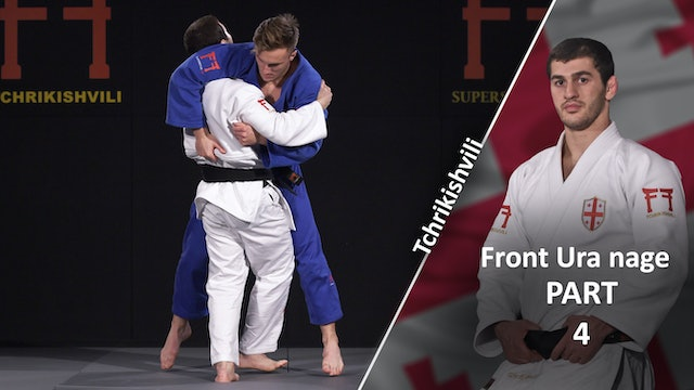 Under arm variation | Tchrikishvili