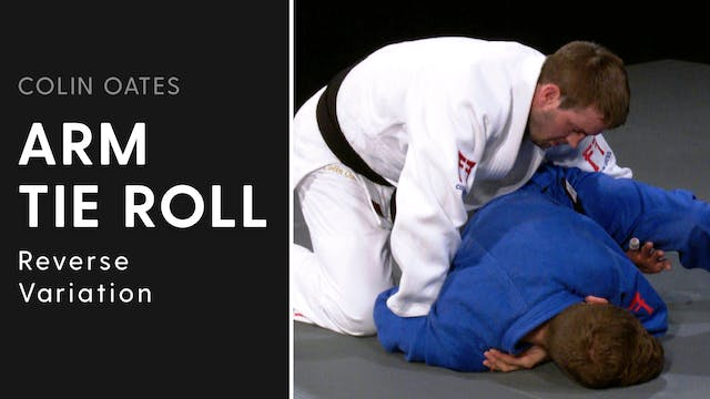 Reverse Variation | Arm Tie Roll | Co...
