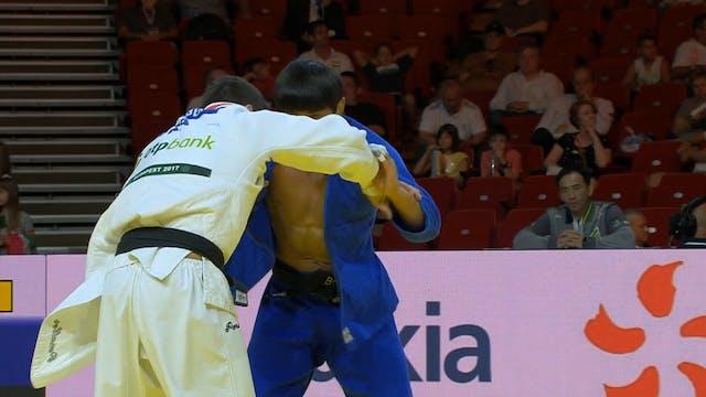 101: Tai otoshi - BRA v UZB -81kg