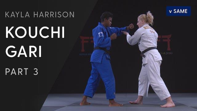 Kouchi gari vs Same - Step by Step | ...
