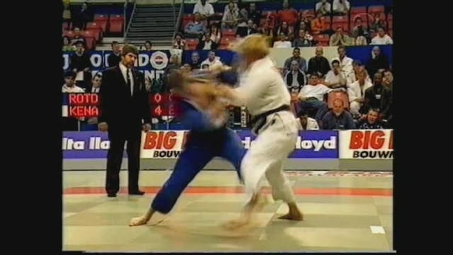 Huizinga - Total Judo (French)