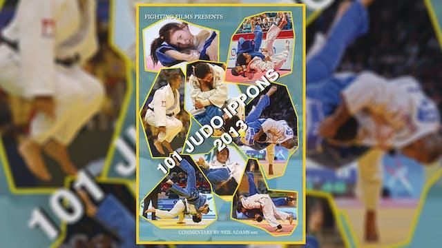 101 Judo Ippons 2013