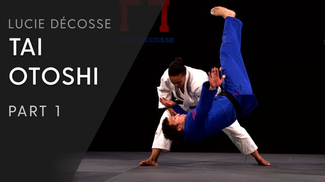 Overview | Tai otoshi | Décosse