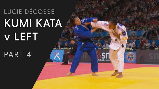 Kumi Kata vs Left Competition Variati...