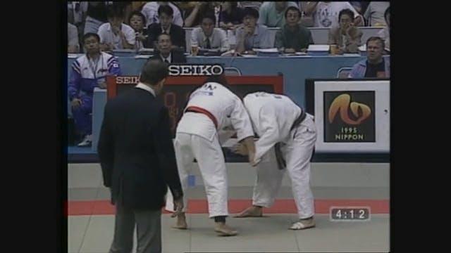 Toshihiko Koga - Koshi guruma