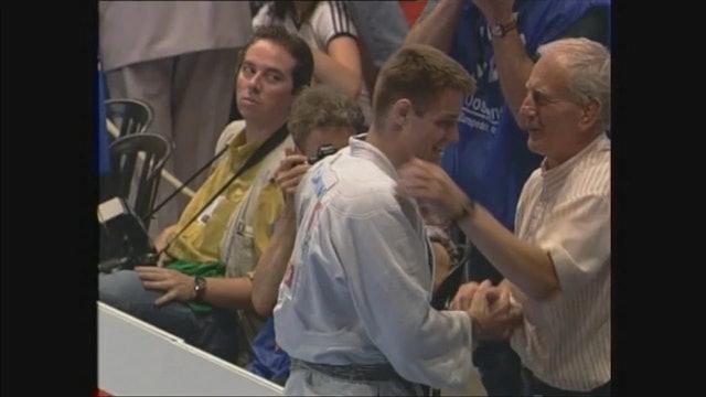Athens 2004 Olympic Games | Interview | Mark Huizinga