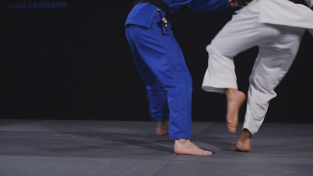 Spinning Uchi mata - Lower body | Ugo Legrand