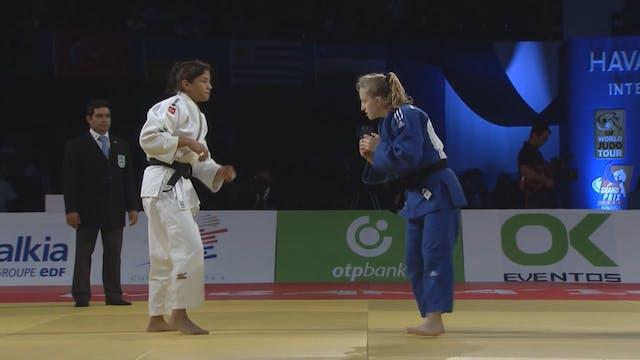 101: Seoi nage - BRA v ISR -48kg