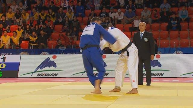 101: Koshi guruma - KAZ v CZE --73kg