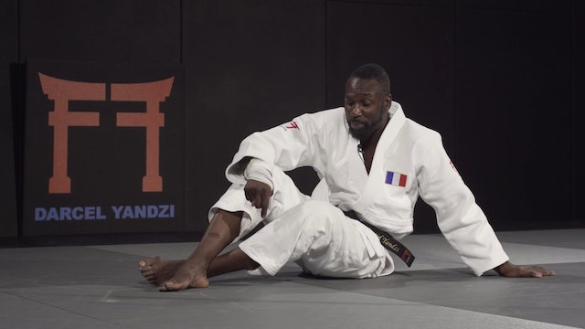 Future Judo Plans | Interview | Darcel Yandzi